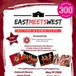East Meets West at the Alamo City