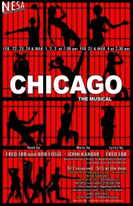 NESA presents CHICAGO: The Musical