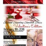 BillyRay Sheppard's Second Sunday Smooth Jazz:Valentine Edition