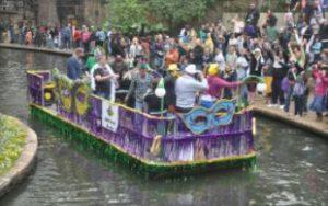 Bud Light Mardi Gras Festival & River Parade