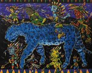 Art Exhibition: Los Indígenas de Yucatán by Andy A. Villarreal