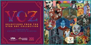 Opening Reception - VOZ: Selections from the UTSA Art Collection