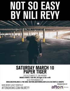 Nili Reyy Live