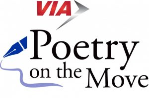 VIA 9th Annual Poetry on the Move Winners Celebration