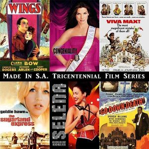 """""""Made in S.A."""" Film Series – """"Miss Congeniality"""""""