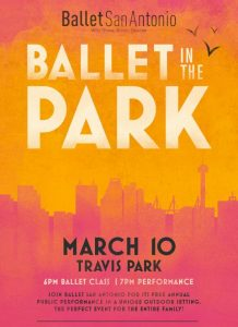 Ballet in the Park
