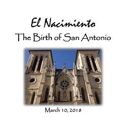 El Nacimiento - The Birth of San Antonio