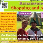 Renaissance Shopping and Art Fest