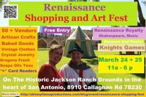 Renaissance Shopping and Art Fest