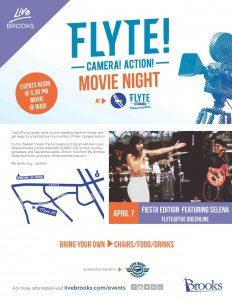 Flyte! Camera! Action! ft Selena (Fiesta Edition)