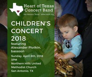 Children's Concert 2018 -Celebrating Curiosity