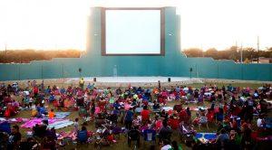 Outdoor Movie Series: Cinco de Mayo Celebration