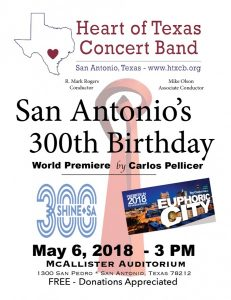 San Antonio's 300th Birthday