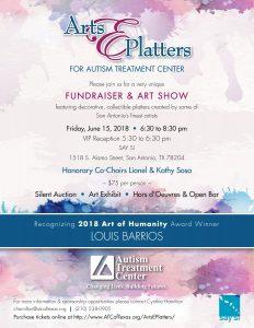 Arts e Platters for Autism