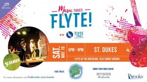 Music Takes Flyte ft. St. Dukes