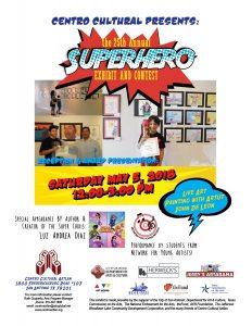 26th Annual Superhero Exhibit