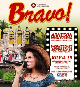 ¡BRAVO! An Evening of Song and Dance
