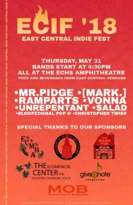 East Central Indie Fest (ECIF)