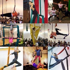 Summer Aerial Classes - Adults & Youth