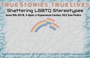 True Stories, True Lives: Shattering LGBTQ Stereotypes