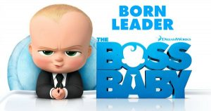 Outdoor Film Series: Boss Baby