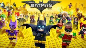Outdoor Movie Series: LEGO Batman
