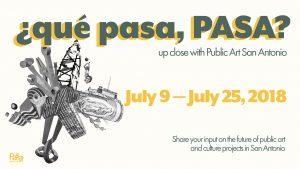 ¿Qué pasa, PASA? at Cuellar Community Center