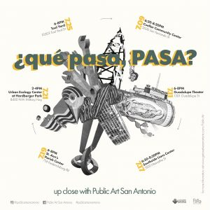 ¿Qué pasa, PASA? at Guadalupe Theater