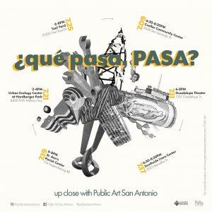 ¿Qué pasa, PASA? at Southside Lions Park