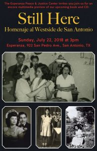 Still Here: Homenaje al Westside de San Antonio