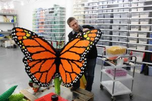 Preview - Nature Connect: Art with LEGO© Bricks