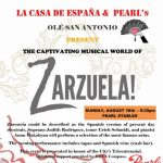 The Captivating Musical World of ZARZUELA