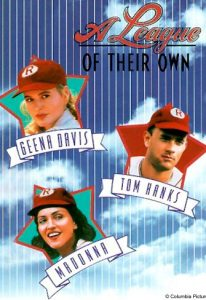Outdoor Movie Series: A League of Their Own