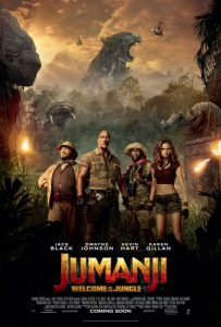 Outdoor Movie Series: Jumanji - Welcome to the Jun...
