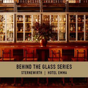 """Desert Door """"Behind the Glass"""" at Hotel Emma"""