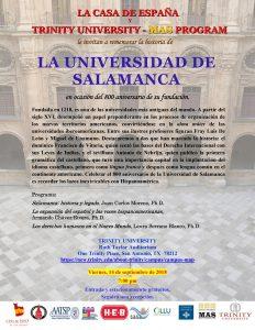 University of Salamanca and its 800 year Legacy (L...