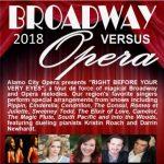Broadway vs. Opera