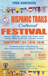 Hispanic Trails Cultural Festival