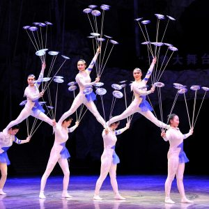 ARTS San Antonio Presents The New Chinese Acrobats