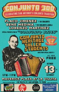 Conjunto 300: Celebrating San Antonio's Conjunto Tradition