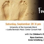 San Antonio Chamber Choir presents 'Footsteps of Love'