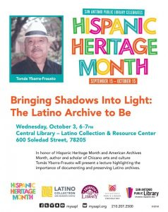 Bringing Shadows Into Light: The Latino Archive to Be