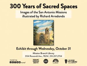 300 Years of Sacred Spaces