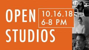 Fall 2018 Open Studios