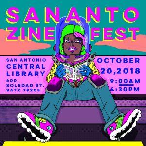 San Anto Zine Fest 2018
