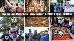 Día de los Muertos Celebration con Esperanza