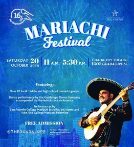 Diez y Seis de Septiembre Commission Mariachi Festival