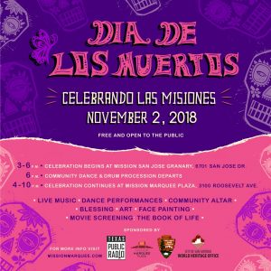 Dia de los Muertos: Celebrando las Misiones
