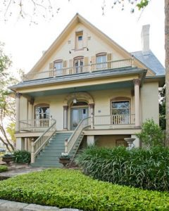 King William Holiday Home Tour