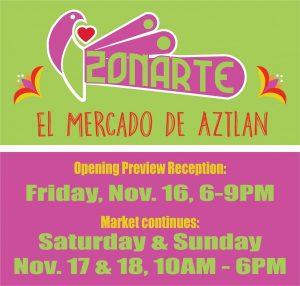 Zonarte-El Mercado de Aztlan